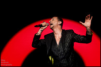 "Dave Gahan of ""Depeche Mode"""