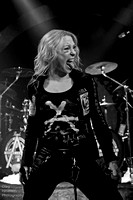 "Angela Gossow of ""Arch Enemy"""