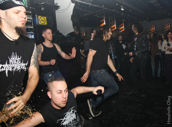 """Old school"" Metal Party, Tel-Aviv, Israel"